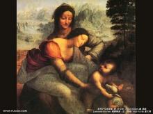 ผลงาน Leonardo da Vinci... อันเลื่องชื่อ