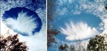 ปรากฏการณ์ Crop Circles บนท้องฟ้า