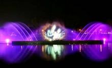 น้ำพุ..แสงสี..งานพืชสวนโลก!?1