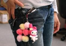 พวงกุญแจน่ารัก..น่ารัก จาก Japan (SET B)