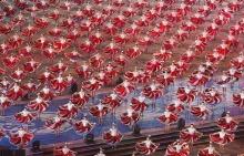 กีฬาเพื่อส่งเสริมการเกษตรของชาวจีน