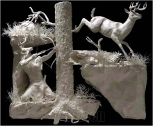 Paper Sculpture ~ Fine Art