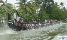 เอ้า บึ้ด จ้ำ บึ้ด ที่ Kerala
