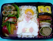 Great Creations Of Bento Food Art