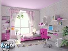 ห้องนอนเด็กน่ารักเชียว