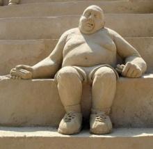 ศิลปะ จากทราย จ้า!!