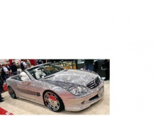 รถของเจ้าชายซาอุ คันที่38