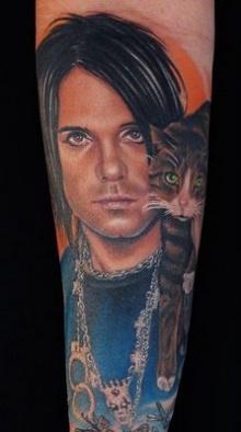 Tattoos of Celebrities (1)