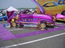 Pinky Cars