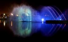 น้ำพุ..แสงสี..งานพืชสวนโลก!?2