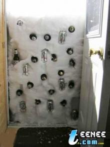 ศิลปะ บน หิมะ