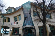 15 ตึกแปลก!!