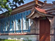 หมู่บ้านแห่งหนึ่ง ของรัสเซีย ปราณีตจริงๆ