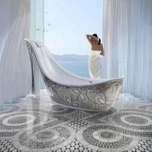 อ่างอาบน้ำรองเท้าส้นสูงงง