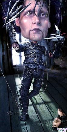 ตุ๊กตาหุ่นกระบอก สไตล์ฮอลีวู้ด