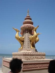 สวย อลังการ ปราสาททรายคนไทย(4)