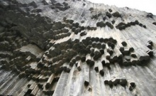 ภูเขาหิน สวย แปลกตา