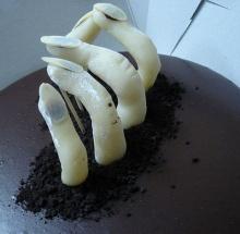 รวมภาพ Cake สยองในคืนวัน Halloween ♥