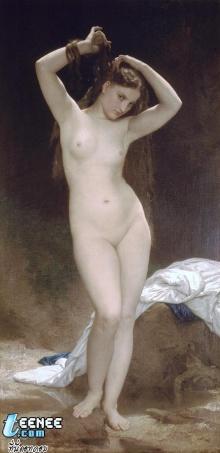 ภาพเขียนจิตรกรเอก Adolphe William Bouguereau 2