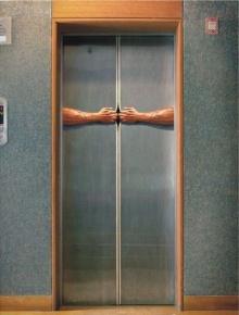 อะฮึ่ย...!!! ลิฟท์แบบนี้ เข้าระวังหน่อยน๊า ..