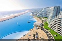 สระว่ายน้ำที่ใหญ่ที่สุดในโลก