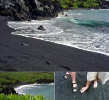ชายหาดทั้ง 5 สี....เคยเห็นกันหรือเปล่า