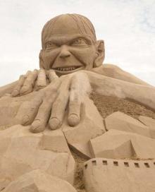 จะก่อกองทรายทั้งที ต้องให้ได้แบบนี้!!