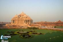 อัคชาร์ดาม วัดในอินเดีย สถาปัตยกรรมสุดทึ่ง