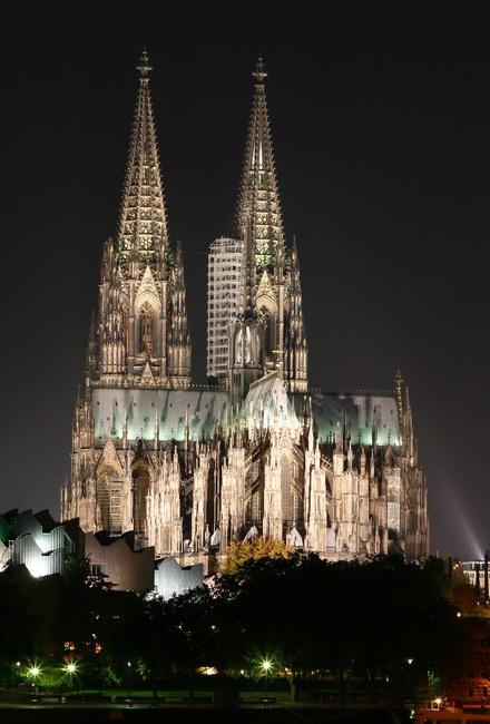 มหาวิหารโคโลญ,  เยอรมนี