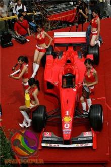 ความแตกต่างระหว่าง Ferrari VS KIA