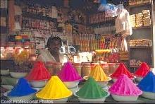 Colors of India - Rangoli