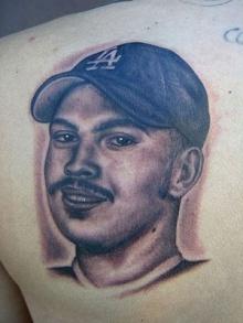 Tattoos of Celebrities (2)