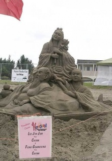 ~~~Incredible sand sculptures~~~(4)