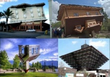 ~Strange Buildings Around the World~(1)
