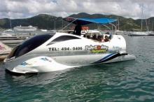 เรือดูวิวใต้น้ำ ทำไมมันสวยอย่างนี้น๊า