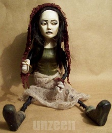 Scary Doll