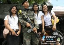ทหารไทยขวัญใจนักท่องเที่ยว2