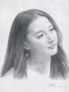 ภาพวาดดาราเกาหลี