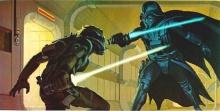 มาดูภาพวาดจาก Starwars กัน^^