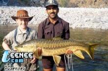 10 ปลาน้ำจืดที่ใหญ่ที่สุดในโลก ( เอามาให้คนรุ่นหลังดู )
