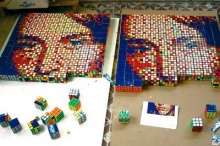 Cube Art..!!