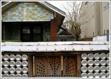 Beer Cans House