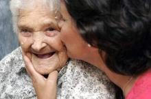 คุณยายอายุมากที่สุดในยุโรป