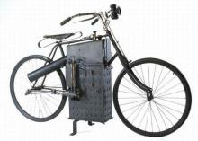 จักรยานโบราณเท่ห์ โดนใจ
