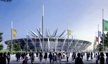 2008 Olympic Stadium...