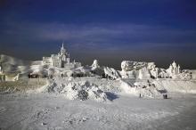 Snow Art สร้างหิมะให้มีตัวตน