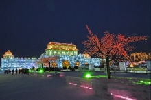 Harbin Ice and Snow World 2007 ที่กรุงปักกิ่ง(1)