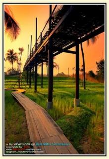...สถานที่ถ่ายทำใจร้าว@ la a natu ปราณบุรี...