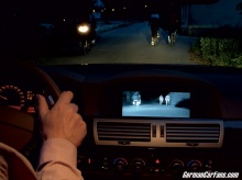 BMW Adapts Night Vision...