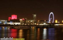 Beautiful London at night !!!